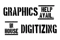 Custom graphics available through Action Graphics in Prescott - Click for more information